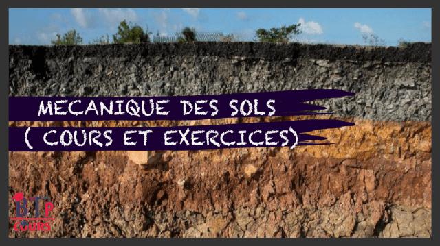 COURS ET EXERCICES SUR BTP-COURS.COM