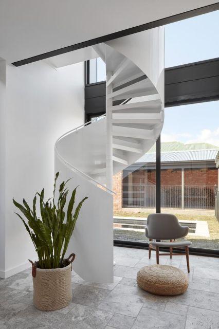 designs d'escaliers en spirale