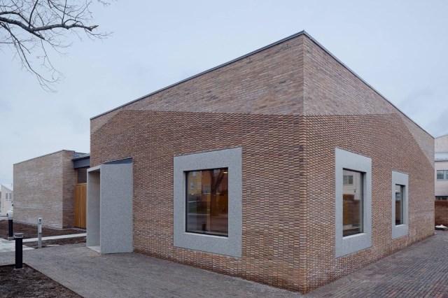 8 façades en brique