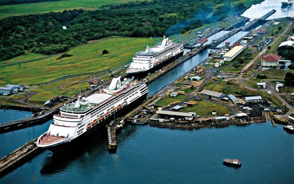 méga-projets d'ingénierie - canal de Panama