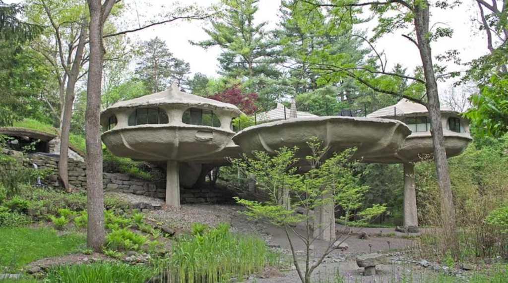 La maison champignon (USA)