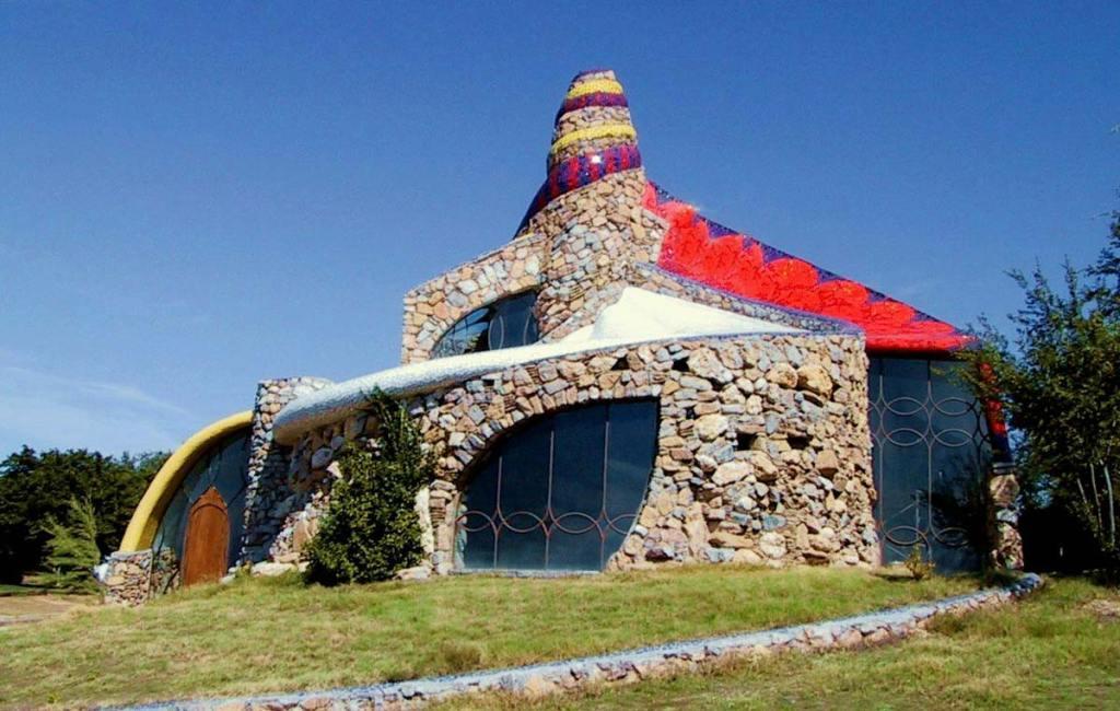 La maison des Pierres à Feux (USA)