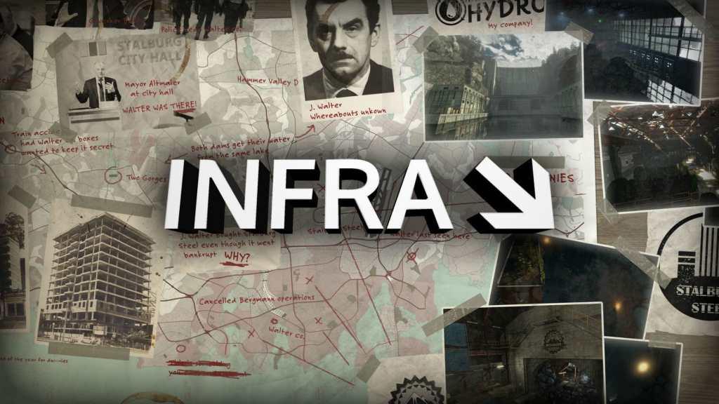 INFRA - jeux d'architecture