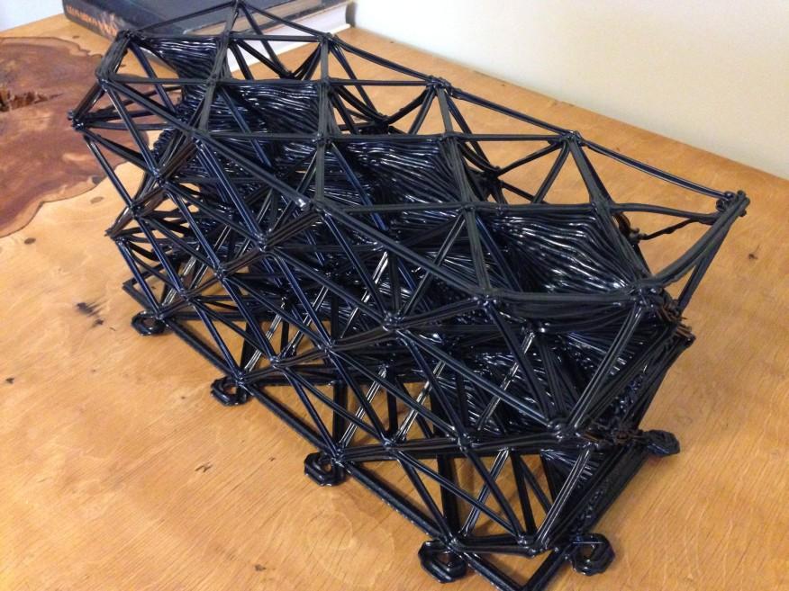 noyau de la matrice ouverte du système de mur