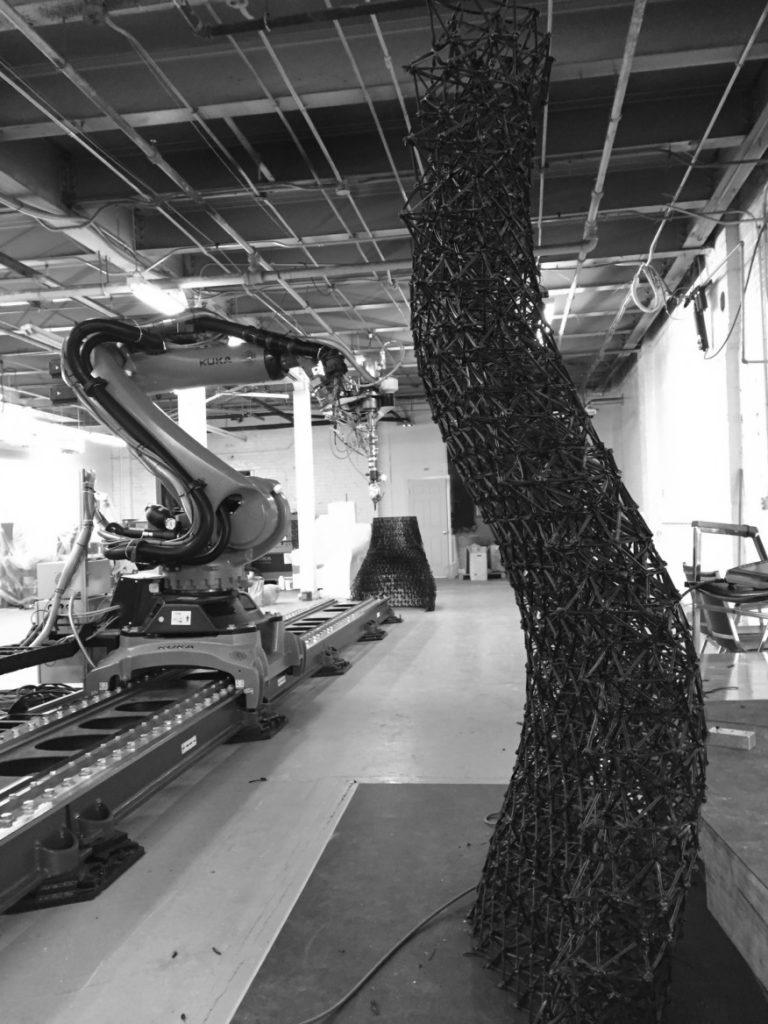 imprimante à grande échelle