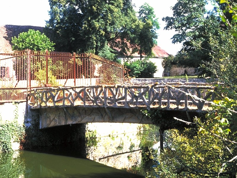 Pont bi-poutre de Chazelet