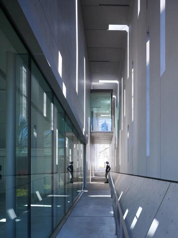 Musée d'art de Mizuta par Studio SUMO, Préfecture de Saitama, Japon