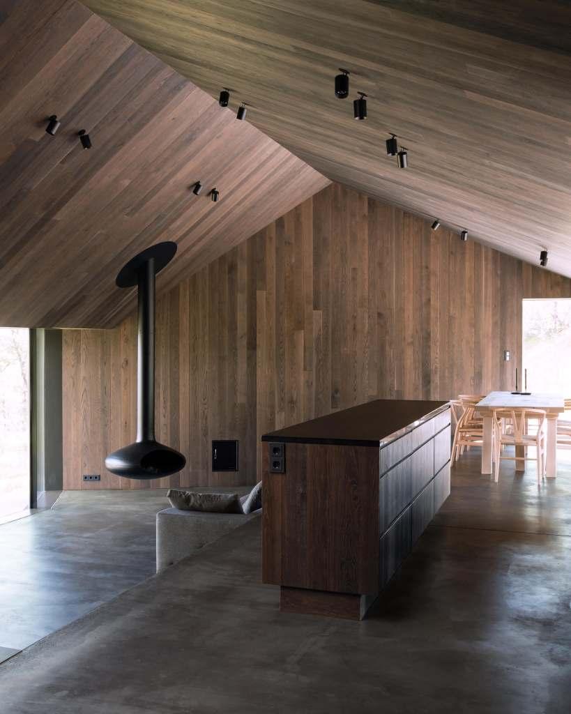 Cabin Geilo de Lund Hagem, Norvège