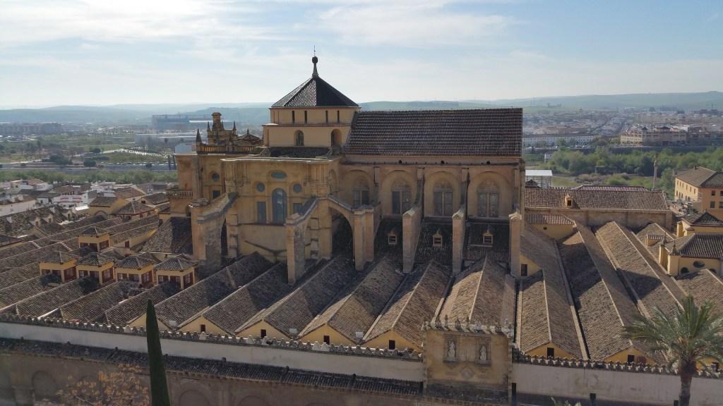 Mosquée de Cordoue à Cordoue, Andalousie, Espagne