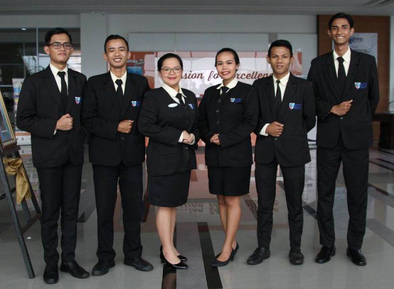 Mahasiswa BTP On The Job Training di The Ritz Carlton Bali