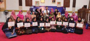 Pelatihan Table Manner & Grooming kepada Sekretariat Daerah Kabupaten Lingga 17-19 Maret 2021