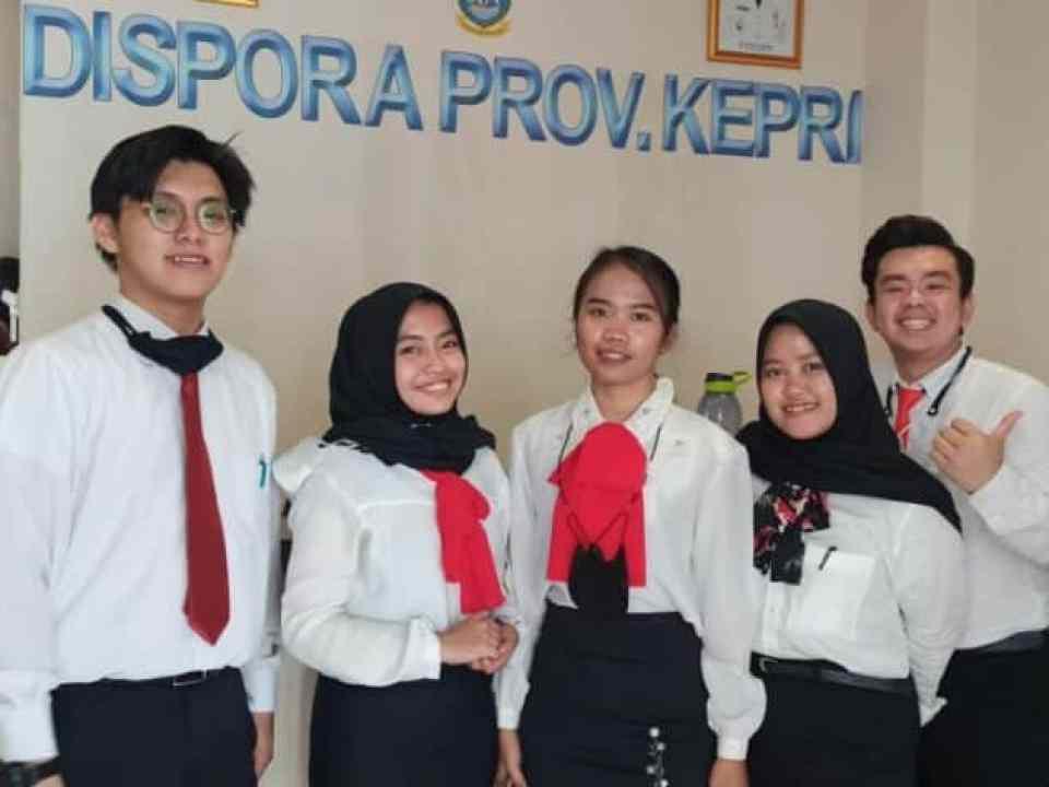 Mahasiswa BTP dan ITEBA Mengikuti Event Pertukaran Pelajar Antar Negara (PPAN 2021) di Tanjung Pinang