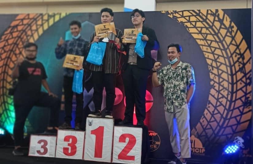 Mahasiswa BTP menjuarai kompetisi Manual Brew Throwdown Competition 2021 oleh Batam Coffee Society
