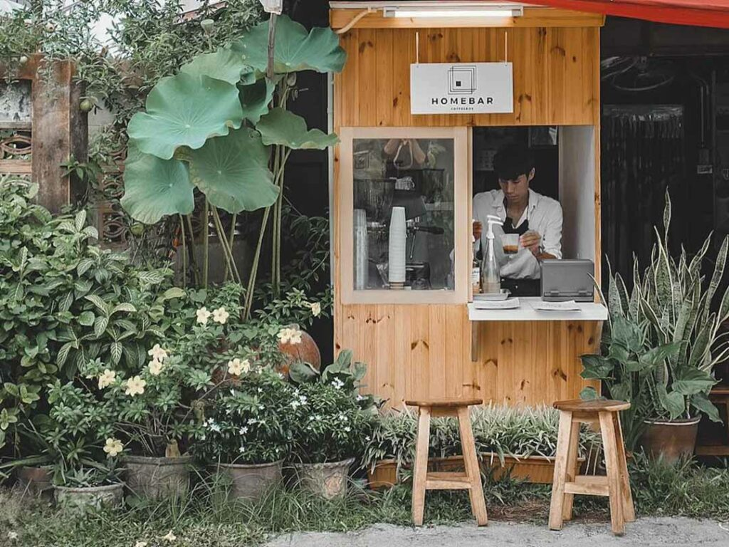 coffee shop kekinin