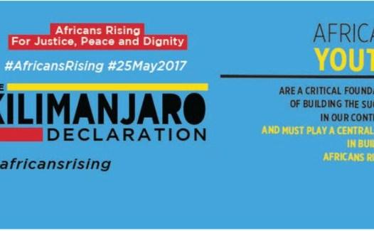#AfricansRising #25May2017