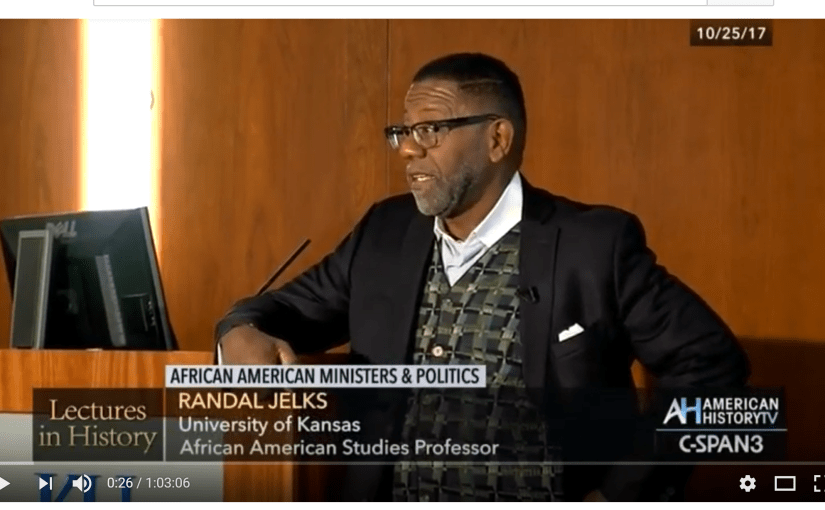 Black Ministers in American Politics