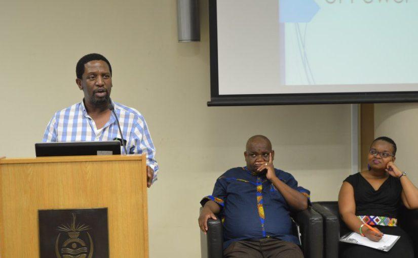 Spirituality: Black Consciousness and Black Theology of Liberation Seminar