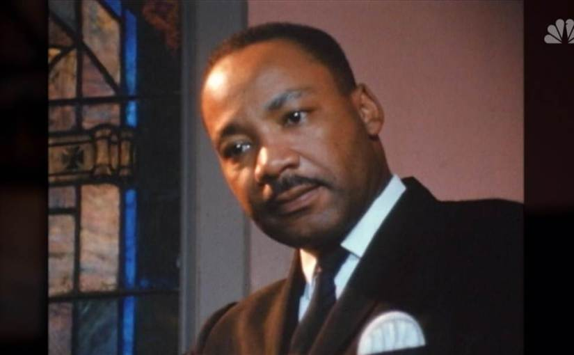 "11 months before his assassination, MLK talks ""New Phase"" of the Civil Rights Movement"