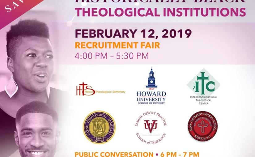 The Gift of Black Theological Education