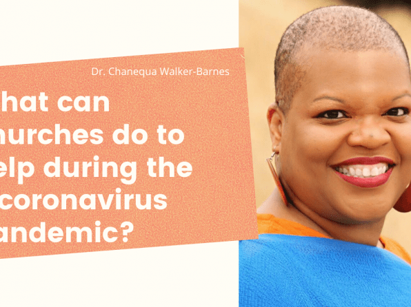 What can churches do to help during the #coronavirus pandemic?