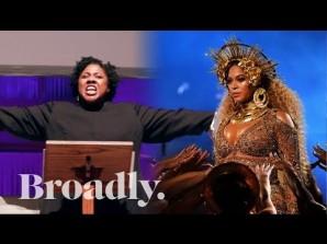 Finding God at a Beyoncé Mass