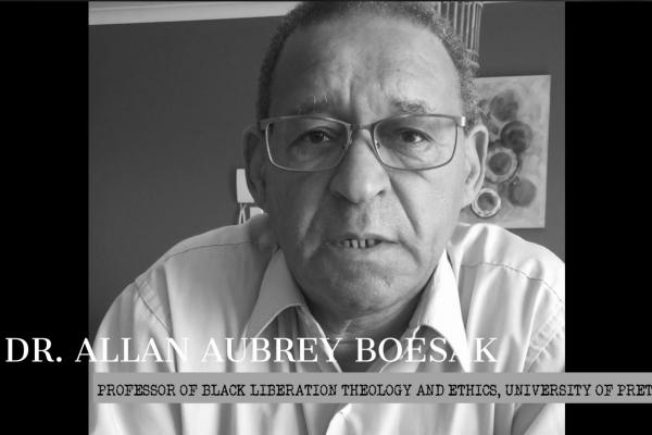 Dr. Allan Aubrey Boesak: Tribute to Dr. Gayraud Wilmore