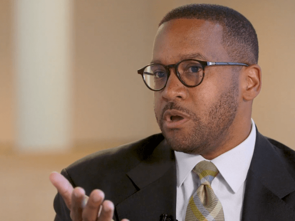 A Conversation with Dr. Howard-John Wesley hosted by Dr. Frank A. Thomas