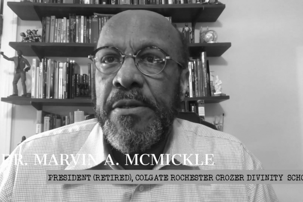 Dr. Marvin A. McMickle: Tribute to Dr. Gayraud Wilmore