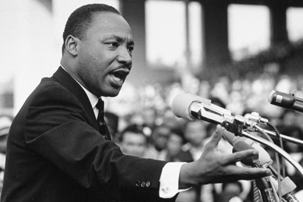 Remembering King came from a community #MLKGLOBAL