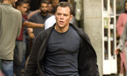 The Bourne Ultimatum: A Thrill a Minute
