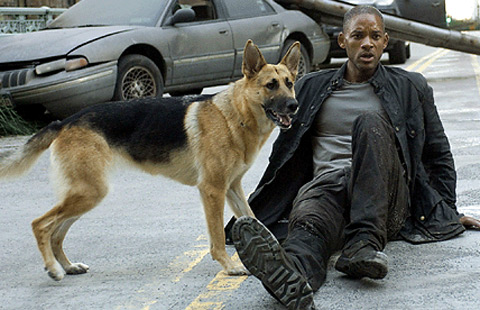 i am legend - will smith - yeah, i'm tired too