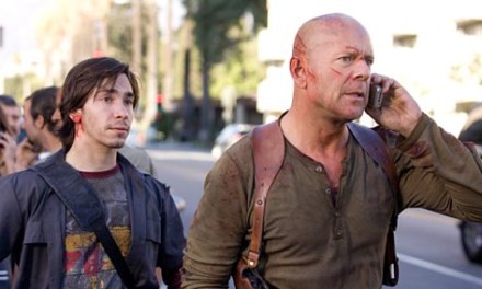 Movie Review Bonanza: Live Free or Die Hard, A Mighty Heart, Shoot 'Em Up