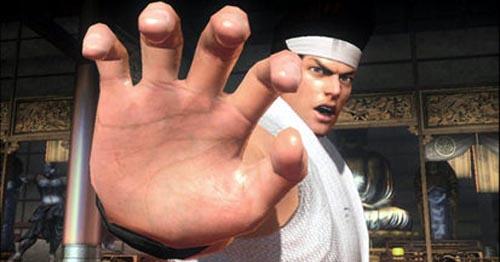 virtua fighter 5 - akira