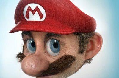 If Nintendo's Mario Was Real