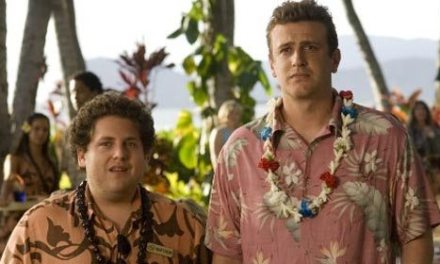 Forgetting Sarah Marshall Is Easy