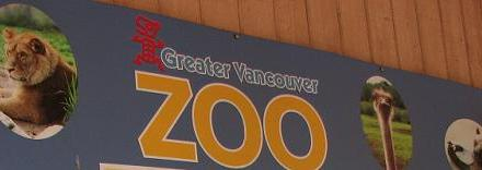 Local Tourist – Greater Vancouver Zoo