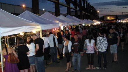 Local Tourist – Summer Night Market