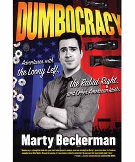 Dumbocracy: 10 Questions with Marty Beckerman