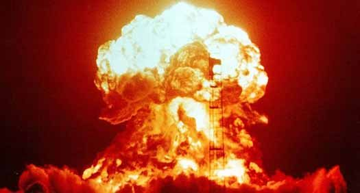 Catastrophizing - Making a nuclear explosion out of a puff of smoke