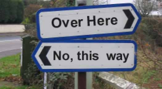 Which way should I go?