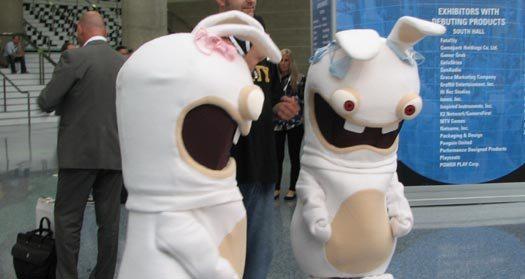 Raving Rabbids Go Home (E3 Expo 2009)
