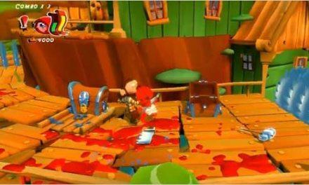 Lil Red Riding Hood Gets Ultra Violent