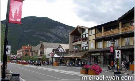 Welcome to the Town of Banff