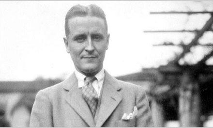 Sunday Snippet: F. Scott Fitzgerald