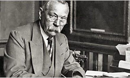 Sunday Snippet: Sir Arthur Conan Doyle