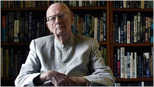 Sunday Snippet: Arthur C. Clarke