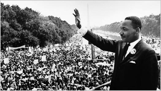 Sunday Snippet: Martin Luther King Jr.