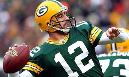 Sunday Snippet: Green Bay's Aaron Rodgers