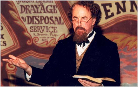 Sunday Snippet: Charles Dickens