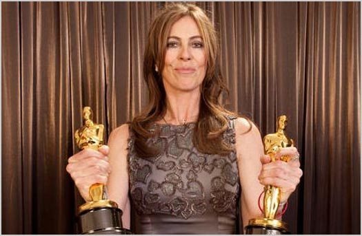Sunday Snippet: Kathryn Bigelow